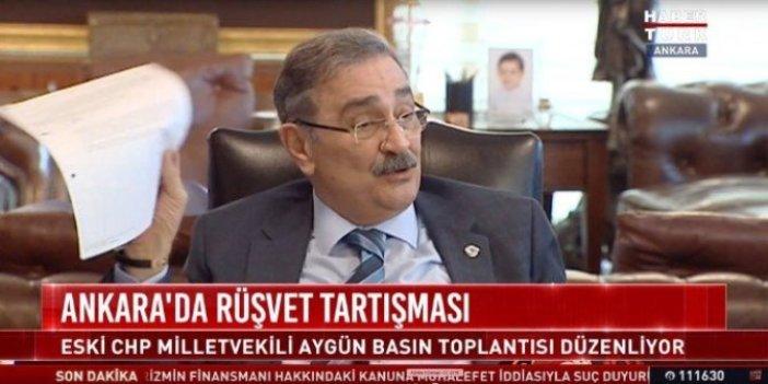 Mansur Yavaş'ı unutan medyadan Sinan Aygün'e canlı yayın