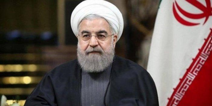 Ruhani'den ABD'ye net mesaj: Sona erdirmek zorunda kalacak