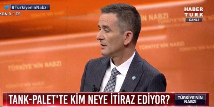 İYİ Partili Ümit Dikbayır: 21 milyar TL Ethem Sancak'a hediye edildi