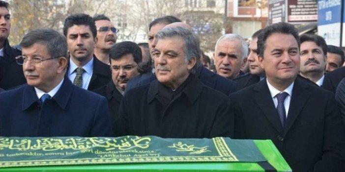 Akif Beki'den Babacan, Davutoğlu ve Gül'le ilgili yapılan paylaşıma tepki