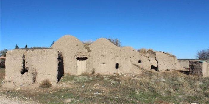 'Kümbet evler' turizme kazandırılacak