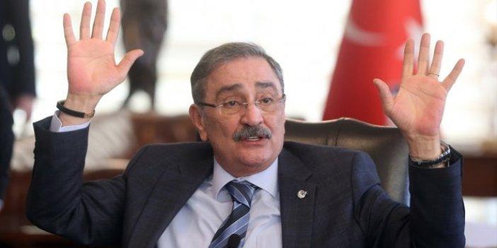 Türk Ocakları eski başkanından Sinan Aygün'e tepki