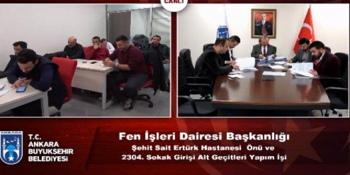 İşte Mansur Yavaş belediyeciliği! Ankara'daki ihale böyle yayınlandı