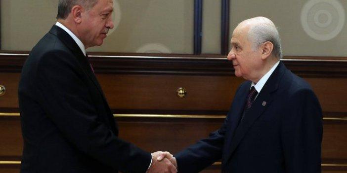 AKP'den Devlet Bahçeli'yi kızdıracak ittifak araştırması!