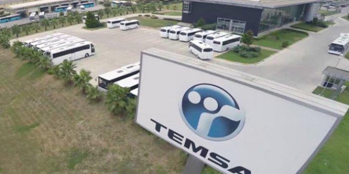 TEMSA'dan konkordato kararı!