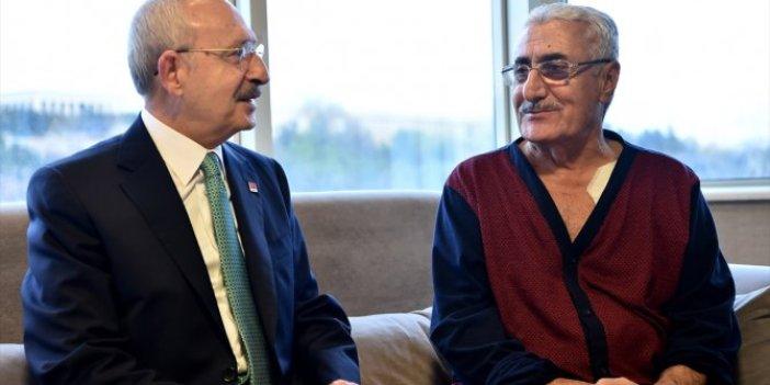 Kılıçdaroğlu'ndan eski bakana ziyaret