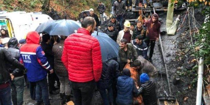 Zonguldak'ta maden faciası! 2 işçi hayatını kaybetti