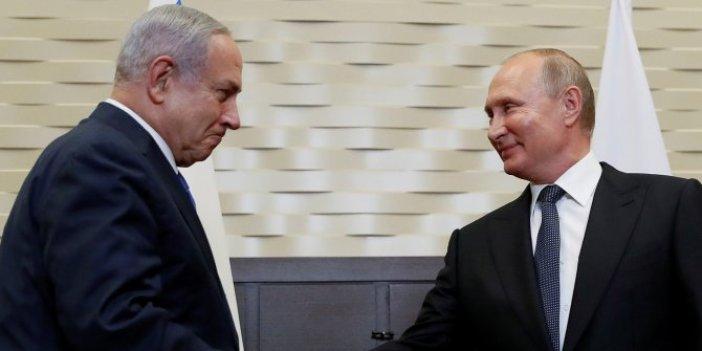 Netanyahu, Putin ile arasındaki konuşmayı ilk kez açıkladı