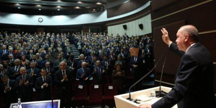 AKP'li vekiller Recep Tayyip Erdoğan'ı dinlemedi