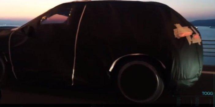 Yerli otomobilden ilk video geldi
