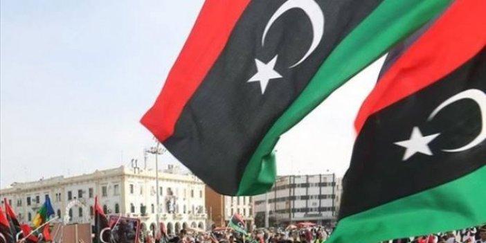 Libya Türkiye'den resmen askeri yardım istedi!