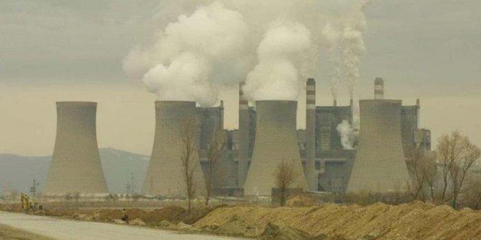 Bakanlıktan termik santrallere sürpriz muafiyet!
