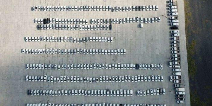 İBB'deki 517 araç neden iade edildi?