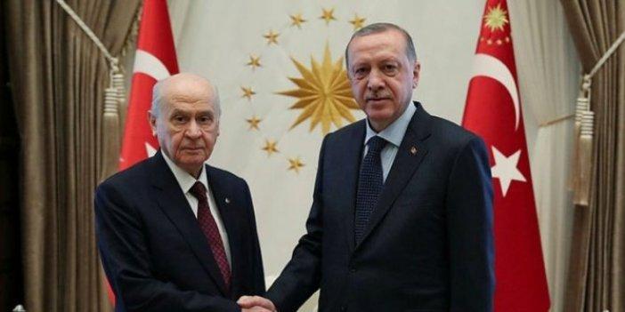 """MHP'den AKP'ye şok tepki: """"Bu nasıl ittifak?"""""""