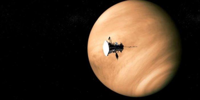 NASA'nın 'Güneş kaşifi' Venüs'ten tekrar geçti