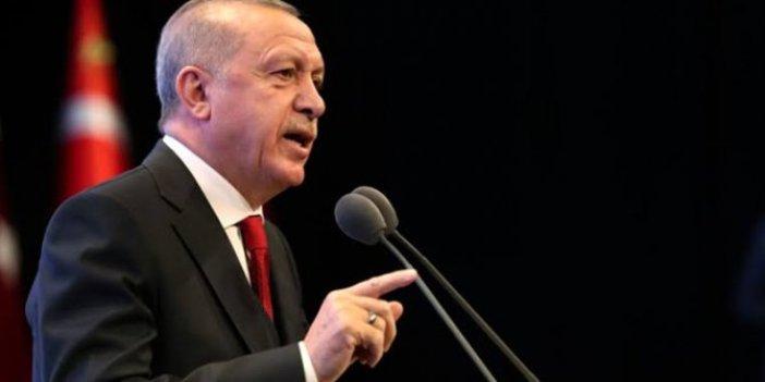 Erdoğan'dan asgari ücretliye 'jest' açıklaması