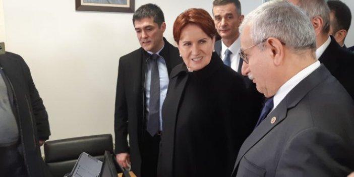 Meral Akşener, Kanal İstanbul'un ÇED Raporu'na itiraz dilekçesi verdi