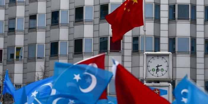 Berlin'de Doğu Türkistan çağrısı: Soykırımı durdurun