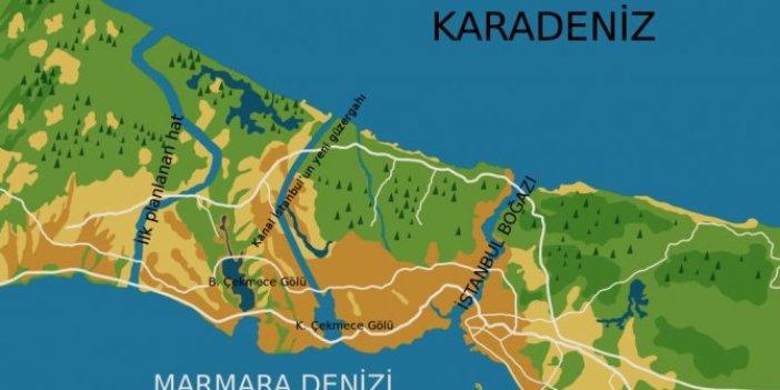 İstanbul Barosu'ndan Kanal İstanbul'a itiraz dilekçesi