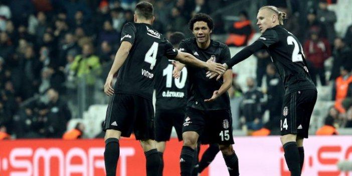 Beşiktaş 4-1 Gençlerbirliği / Maç özeti