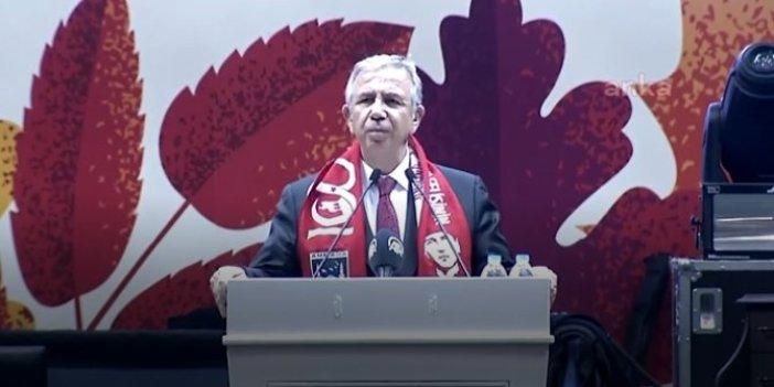 Mansur Yavaş: Ankara Mustafa Kemal'in izinde