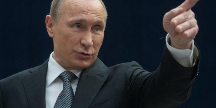 Putin'den sert açıklama: Her yeri vurabiliriz