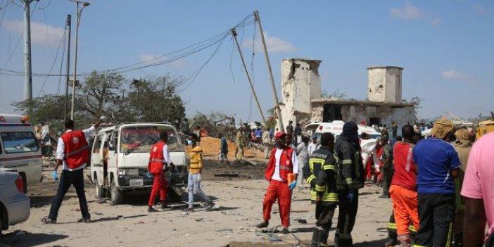 Somali'de bombalı saldırı: 90'dan fazla ölü