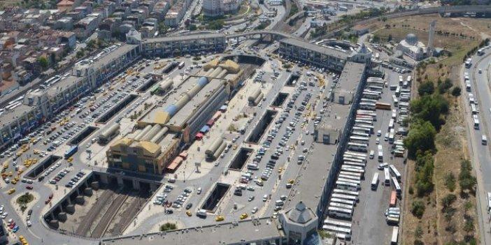İBB, otogar otoparkından 8.3 milyon gelir elde etti