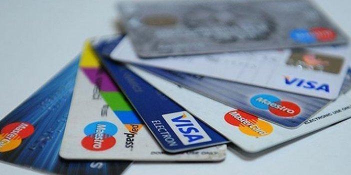 2019'da kredi kartı kullanımı 1 trilyon liraya dayandı
