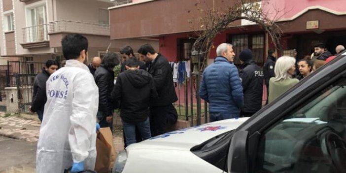 Ankara'da vahşet! Eşini öldürüp intihar etti
