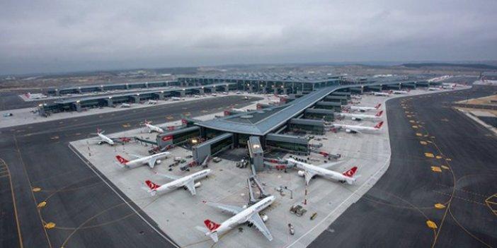 İstanbul Havalimanı'nda seferler rötarlı!
