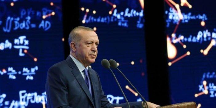 Erdoğan: Kanal İstanbul'u milli bütçeden yapabiliriz