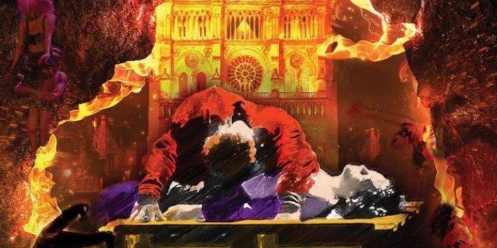 'Notre Dame'ın Kamburu Müzikali' izleyicisiyle buluşacak