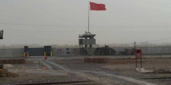 Suriye sınırındaki 48 farklı alan özel güvenlik bölgesi ilan edildi