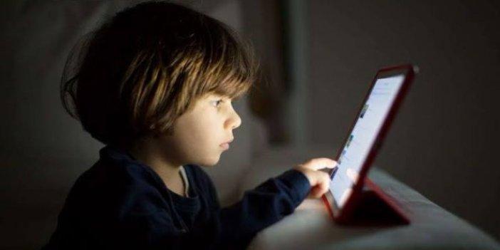 Teknoloji çocuklardaki omurga ağrıları yüzde 40 arttı!