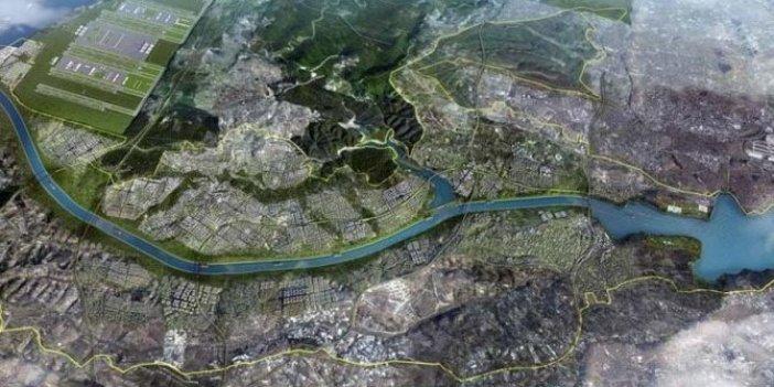 Bakanlıktan Kanal İstanbul hamlesi: Tapu sorgulamaya kısıtlama
