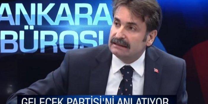 """Ayhan Sefer Üstün: """"Ahmet Davutoğlu'na saray darbesi yapıldı"""""""