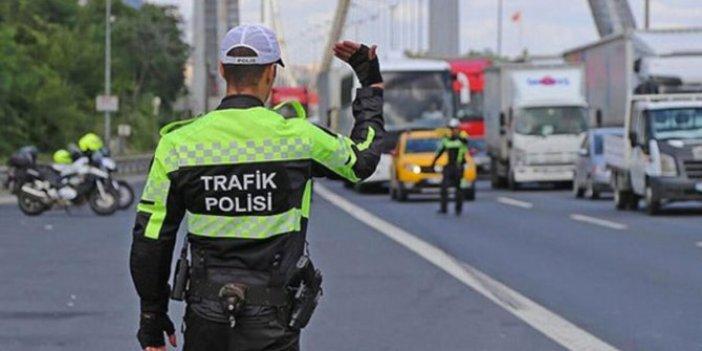 Trafik cezalarının zamlı fiyatları belli oldu