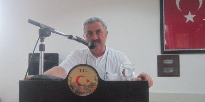 Gelecek Partisi'ne katılan AKP'li eski vekil Atilla Maraş'a ambargo