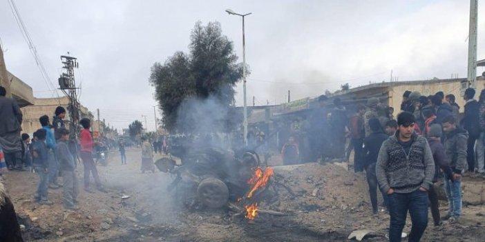 Tel Abyad'da silahlı saldırı