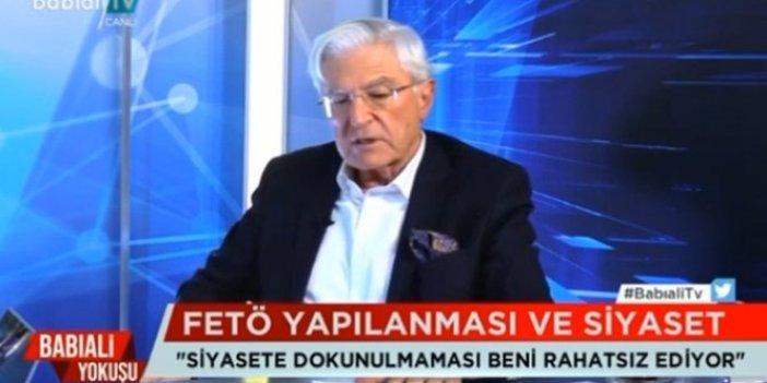 """AKP'li eski vekil Emin Şirin: """"Devlet içinde yeni paralel yapılar var"""""""