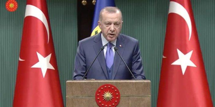 Erdoğan: Mültecilere bariyerler oluşturamayız, aynı şey bizim de başımıza gelebilir