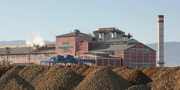 Şeker fabrikalarına ait parsellerin imar planları değiştirildi
