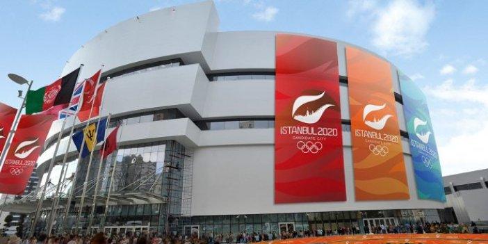 Yapılmayan olimpiyata 36 milyon TL harcama!
