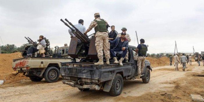"""Libya'da skandal çağrı: """"Türk askerine karşı silahlanın"""""""