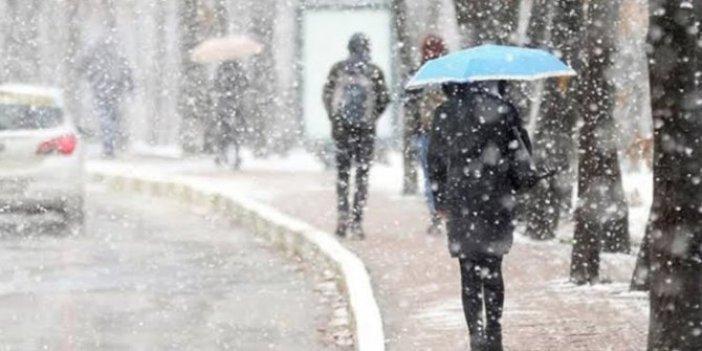 Meteoroloji'den kar, yağmur, sis uyarısı!