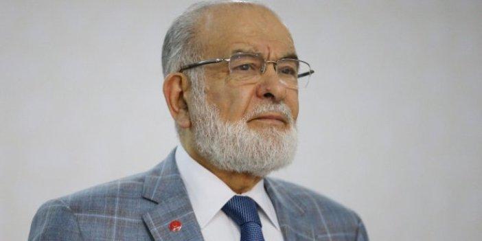 Karamollaoğlu'ndan Kaftancıoğlu'nun cezasının onanmasıyla ilgili iktidarı kızdıracak yorum