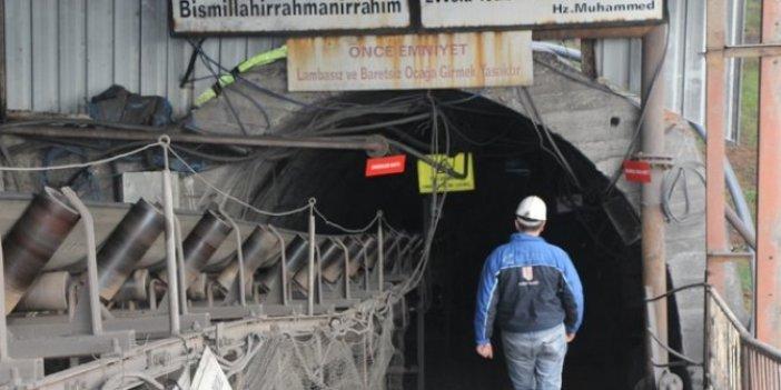 135 maden işçisini kapıdan çevirdiler!