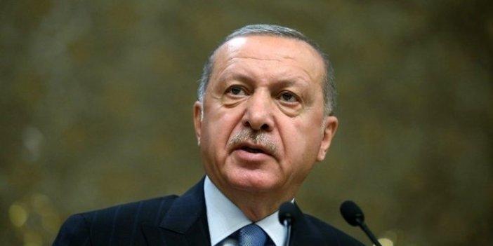 Tayyip Erdoğan'dan AKP'ye yakın isimlere tepki