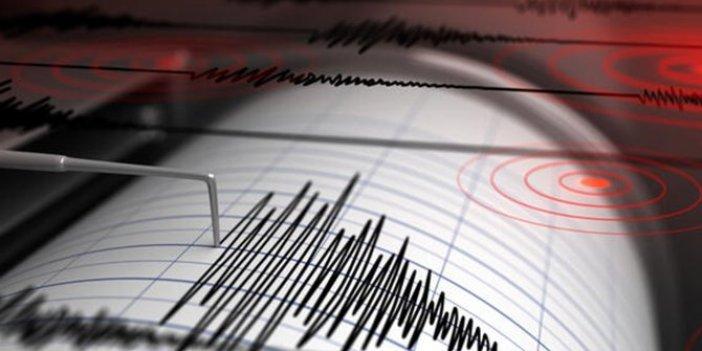 Marmara'da korkutan artçı depremler!